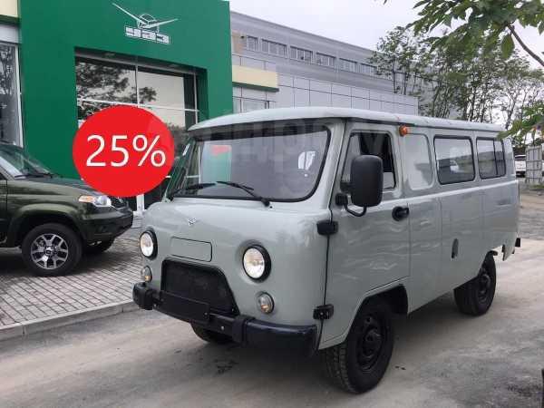 УАЗ Буханка, 2018 год, 612 000 руб.