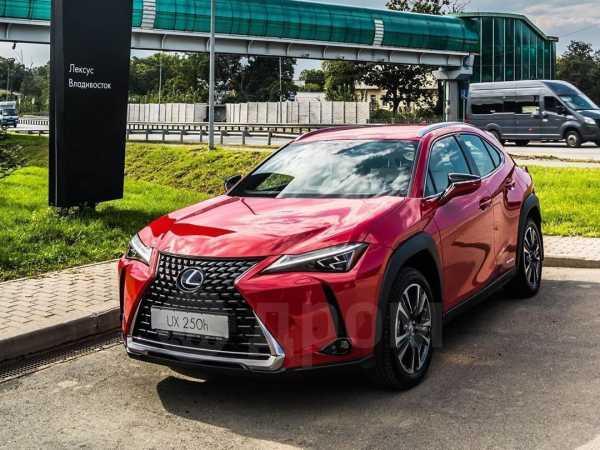 Lexus UX250h, 2019 год, 3 736 000 руб.
