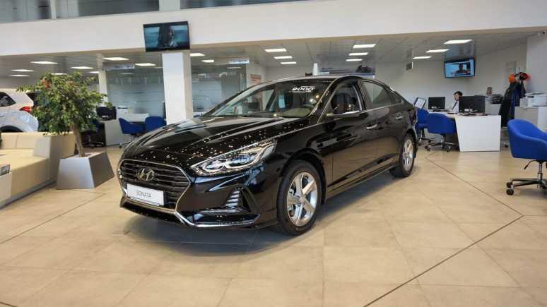 Hyundai Sonata, 2019 год, 1 835 000 руб.