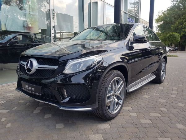 Mercedes-Benz GLE Coupe, 2019 год, 5 417 000 руб.