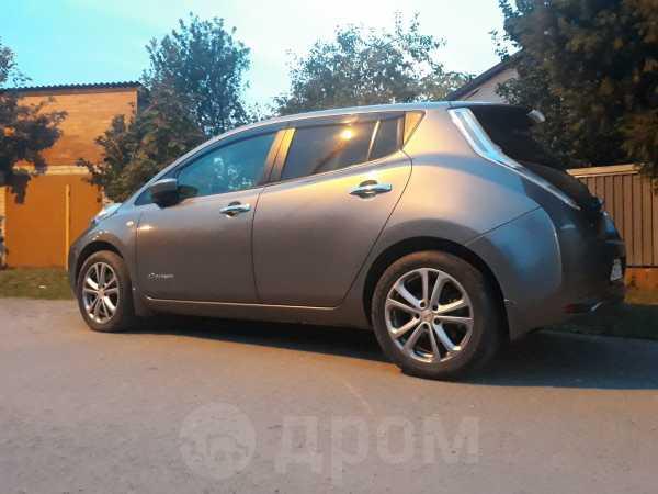 Nissan Leaf, 2016 год, 820 000 руб.