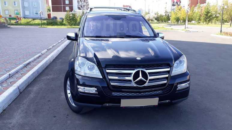 Mercedes-Benz GL-Class, 2008 год, 999 000 руб.