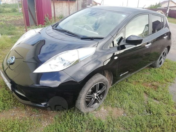Nissan Leaf, 2016 год, 1 160 000 руб.