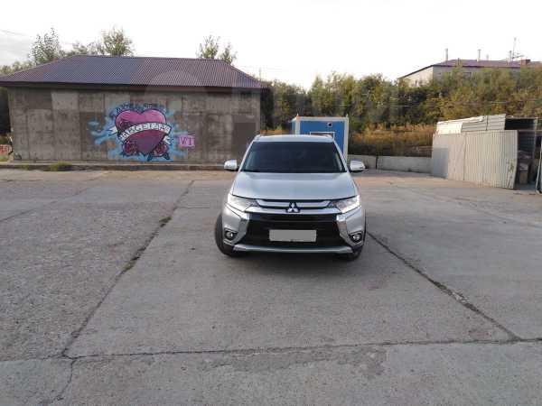 Mitsubishi Outlander, 2016 год, 1 390 000 руб.