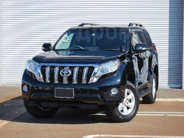 Toyota Land Cruiser Prado, 2016 год, 1 510 000 руб.
