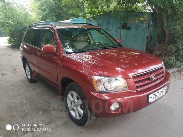 Toyota Highlander, 2003 год, 657 000 руб.