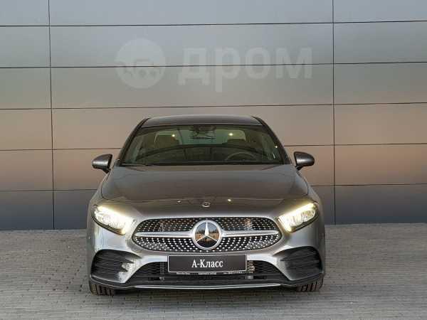 Mercedes-Benz A-Class, 2019 год, 2 156 733 руб.
