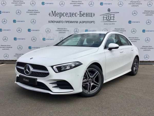 Mercedes-Benz A-Class, 2019 год, 2 231 000 руб.