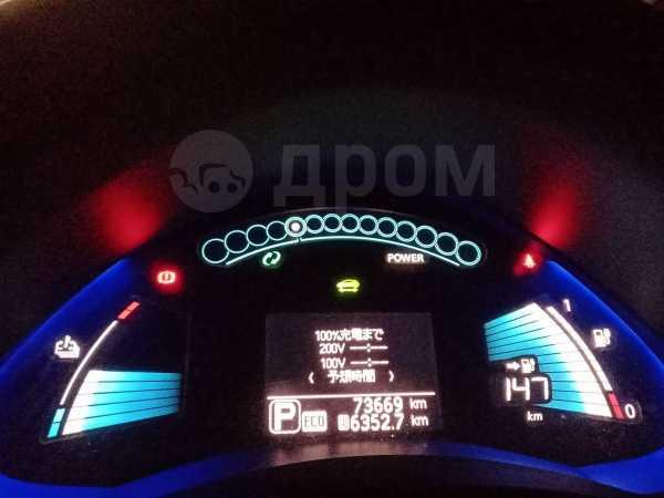 Nissan Leaf, 2014 год, 770 000 руб.