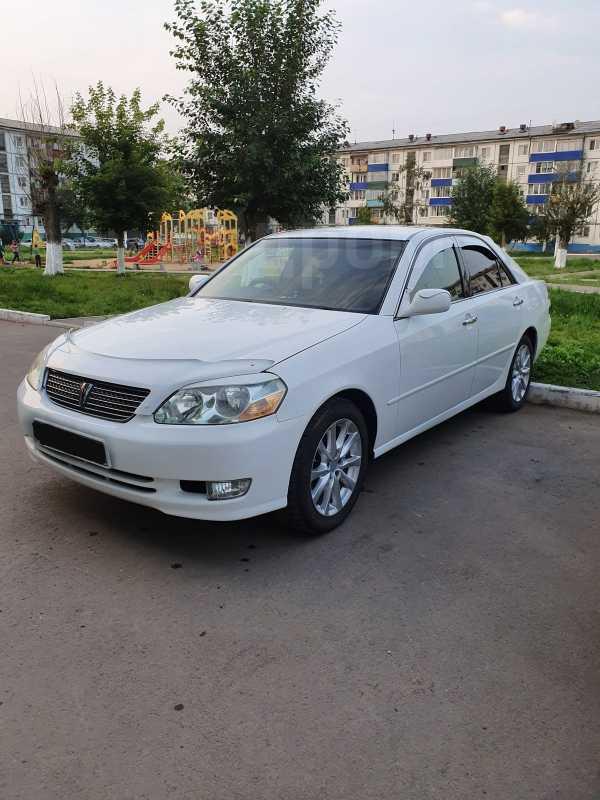 Toyota Mark II, 2001 год, 430 000 руб.