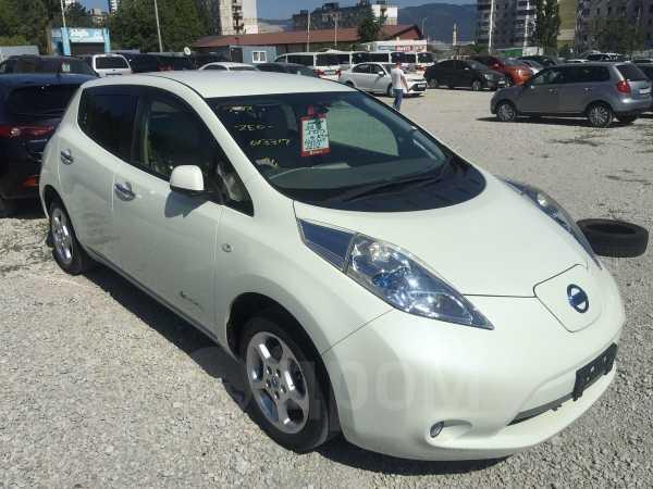 Nissan Leaf, 2012 год, 575 000 руб.