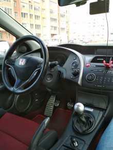 Новосибирск Civic Type R 2008