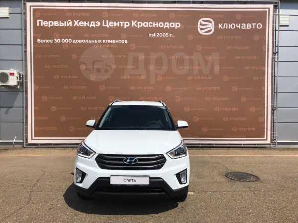 Hyundai Creta, 2019 год, 1 426 920 руб.