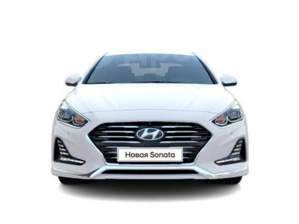 Hyundai Sonata, 2019 год, 1 477 439 руб.