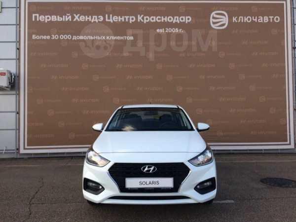 Hyundai Solaris, 2019 год, 749 675 руб.