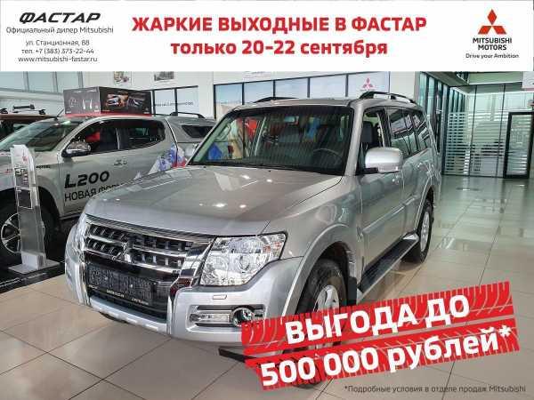 Mitsubishi Pajero, 2019 год, 2 715 000 руб.