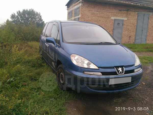 Peugeot 807, 2002 год, 220 000 руб.