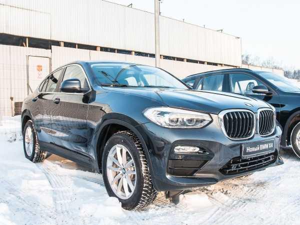 BMW X4, 2019 год, 3 520 000 руб.