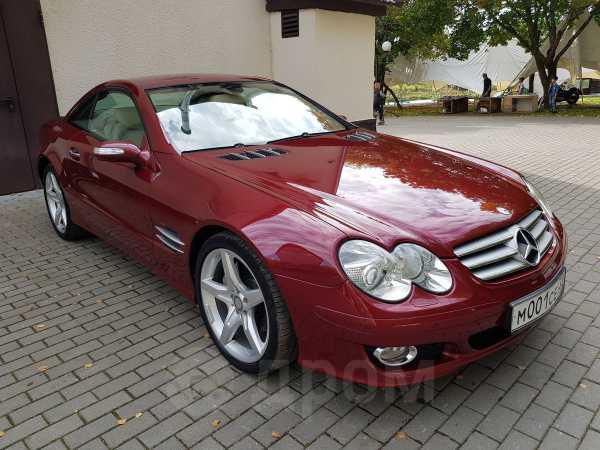 Mercedes-Benz SL-Class, 2006 год, 1 500 000 руб.