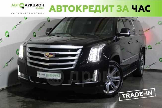 Cadillac Escalade, 2016 год, 3 000 000 руб.