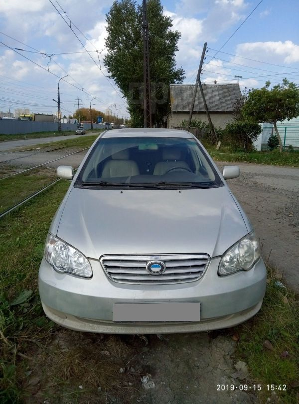 BYD F3, 2008 год, 120 000 руб.