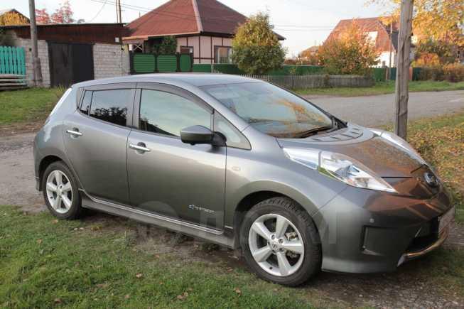 Nissan Leaf, 2016 год, 900 000 руб.