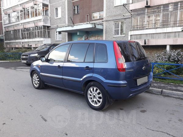 Ford Fusion, 2005 год, 210 000 руб.