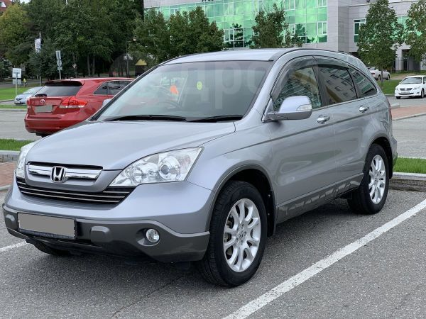 Honda CR-V, 2007 год, 795 000 руб.