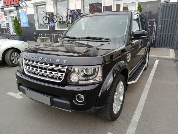Land Rover Discovery, 2015 год, 2 500 000 руб.