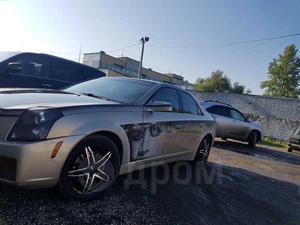 Cadillac CTS, 2003 год, 385 000 руб.
