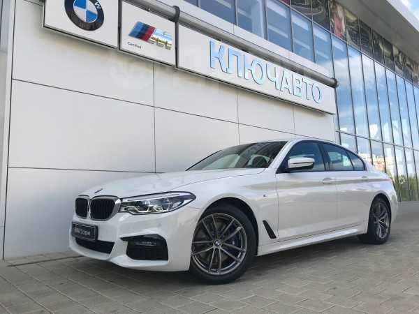 BMW 5-Series, 2019 год, 3 893 503 руб.