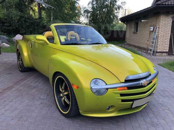 Chevrolet SSR, 2003 год, 1 700 000 руб.