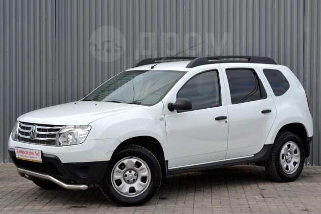 Renault Duster, 2013 год, 519 900 руб.
