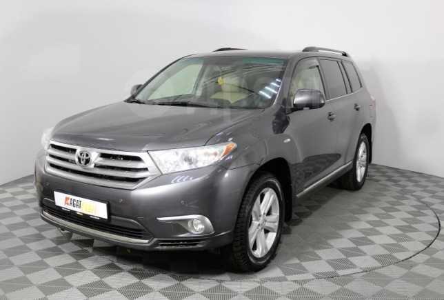 Toyota Highlander, 2012 год, 1 270 000 руб.