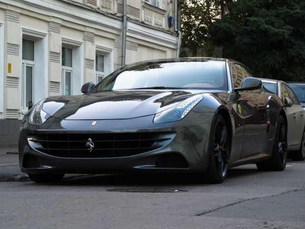 Ferrari FF, 2011 год, 6 888 888 руб.