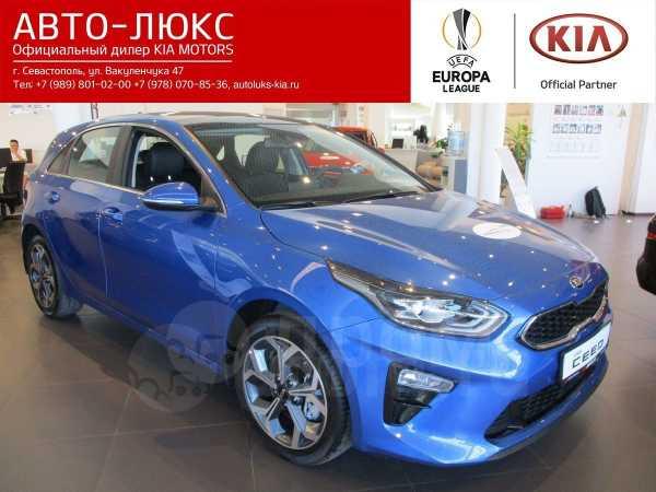 Kia Ceed, 2019 год, 1 519 000 руб.