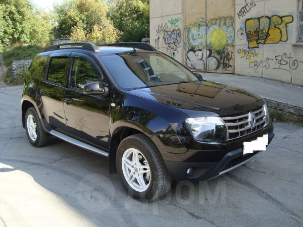 Renault Duster, 2012 год, 615 000 руб.