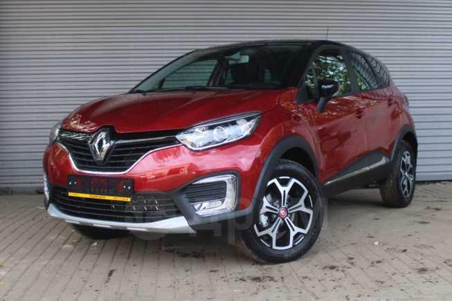 Renault Kaptur, 2019 год, 1 402 000 руб.