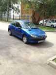 Peugeot 206, 2006 год, 185 000 руб.