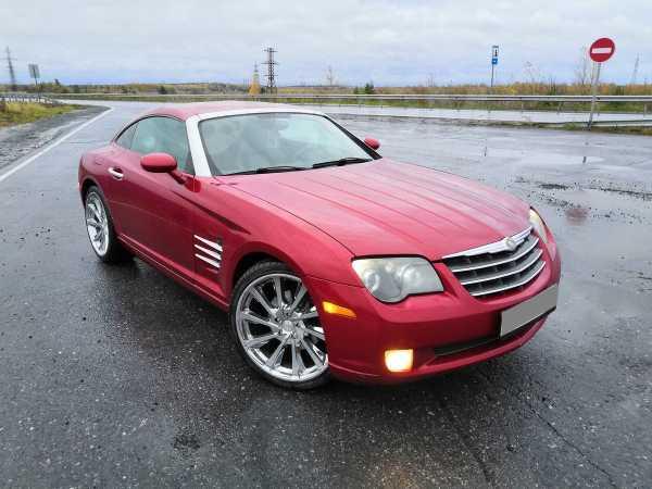 Chrysler Crossfire, 2004 год, 650 000 руб.