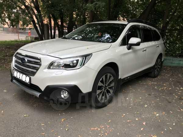 Subaru Outback, 2016 год, 1 555 000 руб.