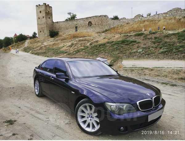 BMW 7-Series, 2003 год, 650 000 руб.