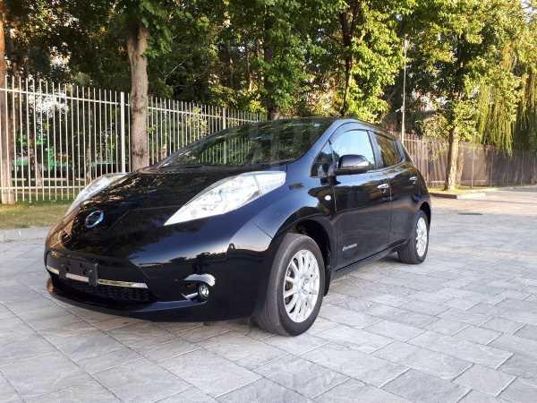Nissan Leaf, 2014 год, 645 000 руб.