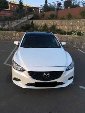 Улан-Удэ Mazda6 2012