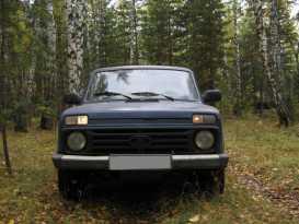 Курган 4x4 2121 Нива 2005