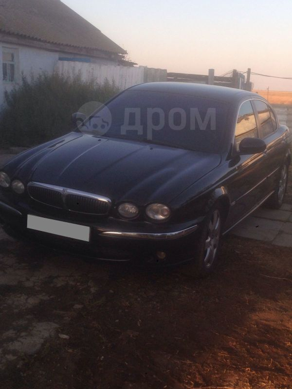 Jaguar X-Type, 2005 год, 240 000 руб.