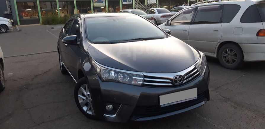 Toyota Corolla, 2013 год, 950 000 руб.