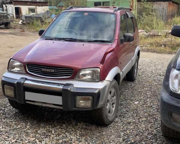 Daihatsu Terios, 1997 год, 230 000 руб.
