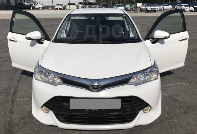 Toyota Corolla Axio, 2015 год, 625 000 руб.