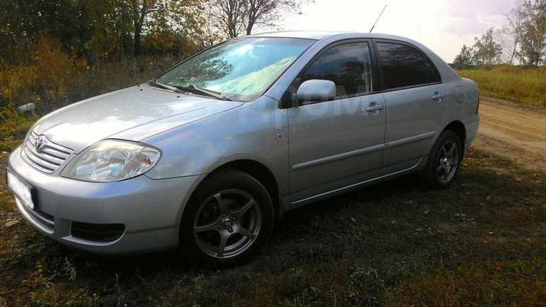 Toyota Corolla, 2005 год, 357 000 руб.